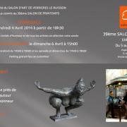 2014, 30ème salon de printemps, Verrières-le Buisson.
