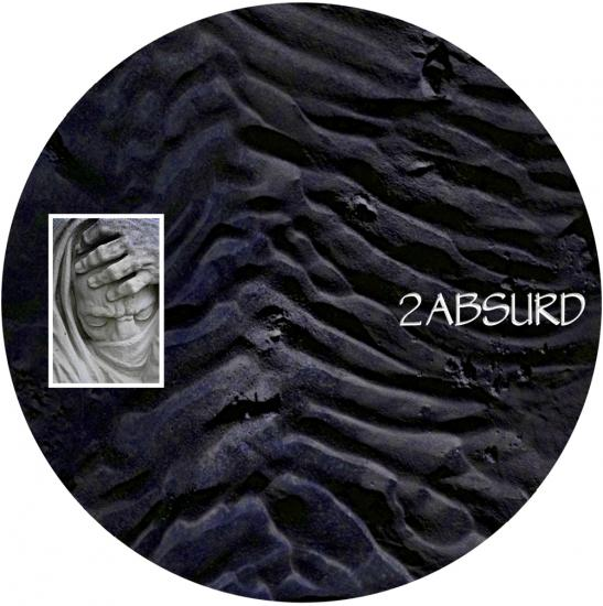 CD : 2ABSURD STICKER