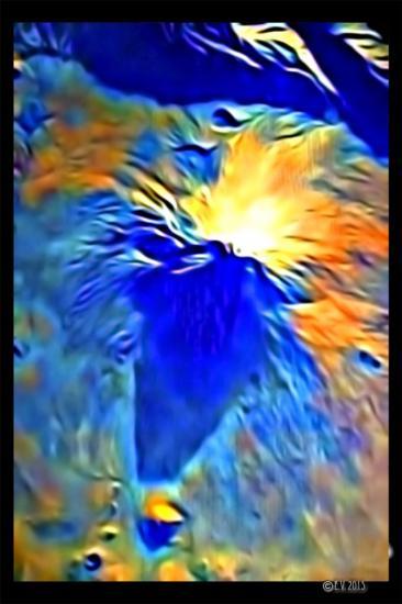 Bleu de Feu