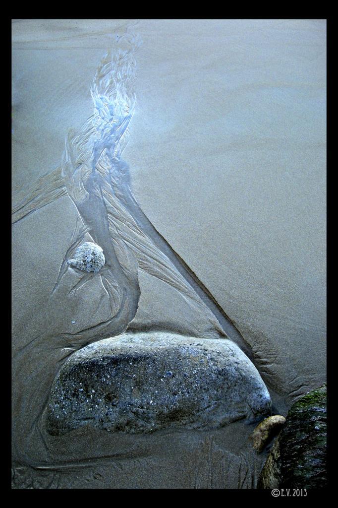 De sable et de roche