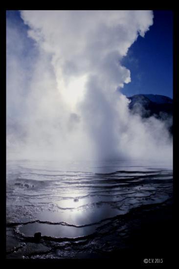 De vapeurs et d'eau