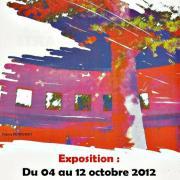 2012, Expositon 17ème Salon des Beaux-Arts, Chevry-Cossigny.