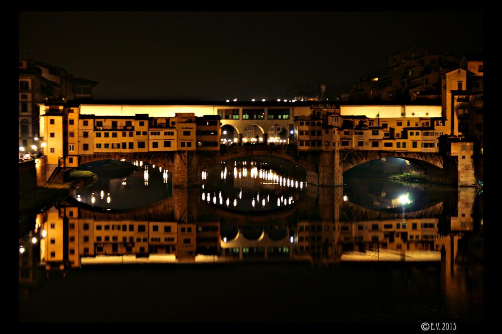 Firenze, reflets nocturnes