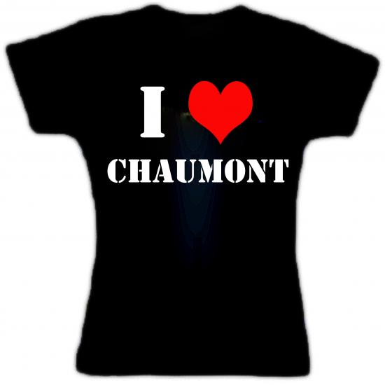 I love Chaumont