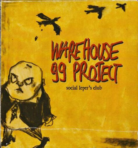 Warehouse 99 project front cover