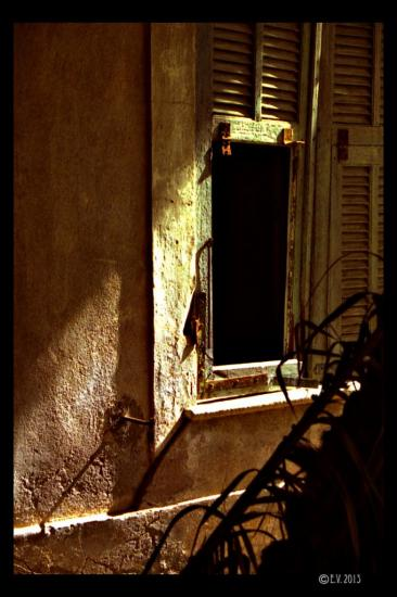 La vieille demeure