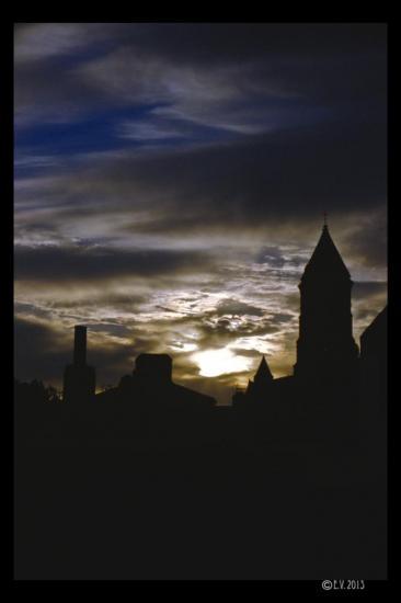 Le clocher de Soleil