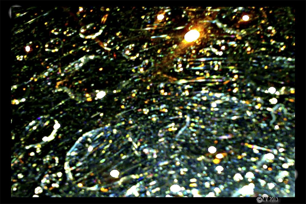 Lumière spatiale