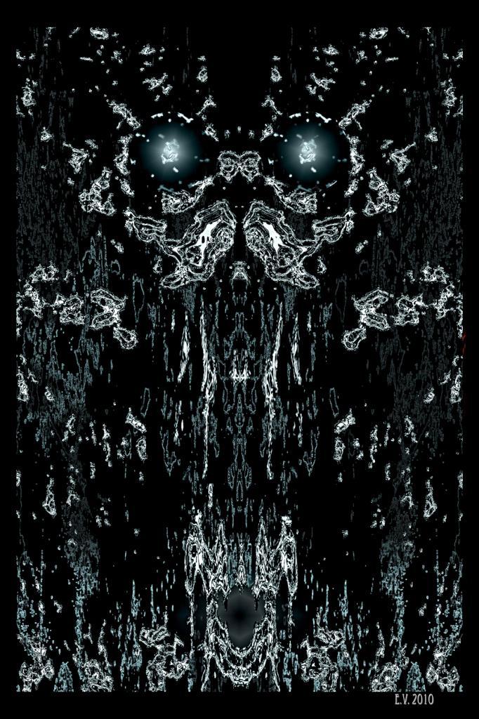 Skull of death