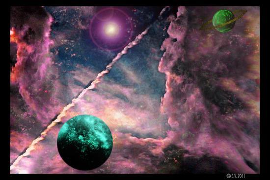 Solar system X